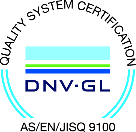 Certified Quality Management System ISO 9001:2008 AS9100:2001
